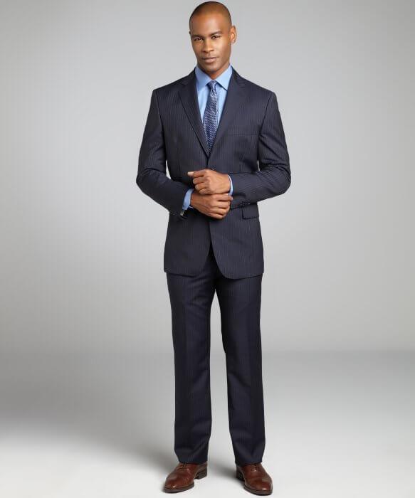 Französischer Anzug
