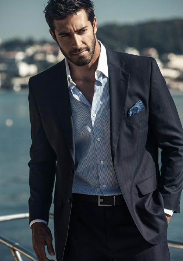 Italienischer Anzug
