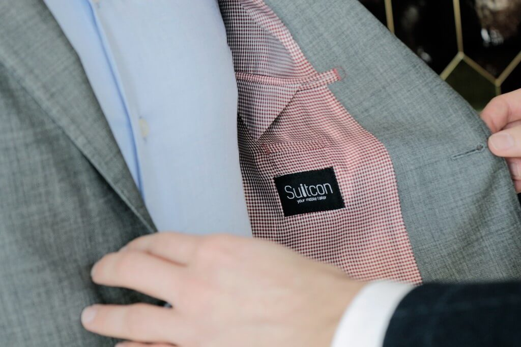 Auch das Suitcon Logo muss sein