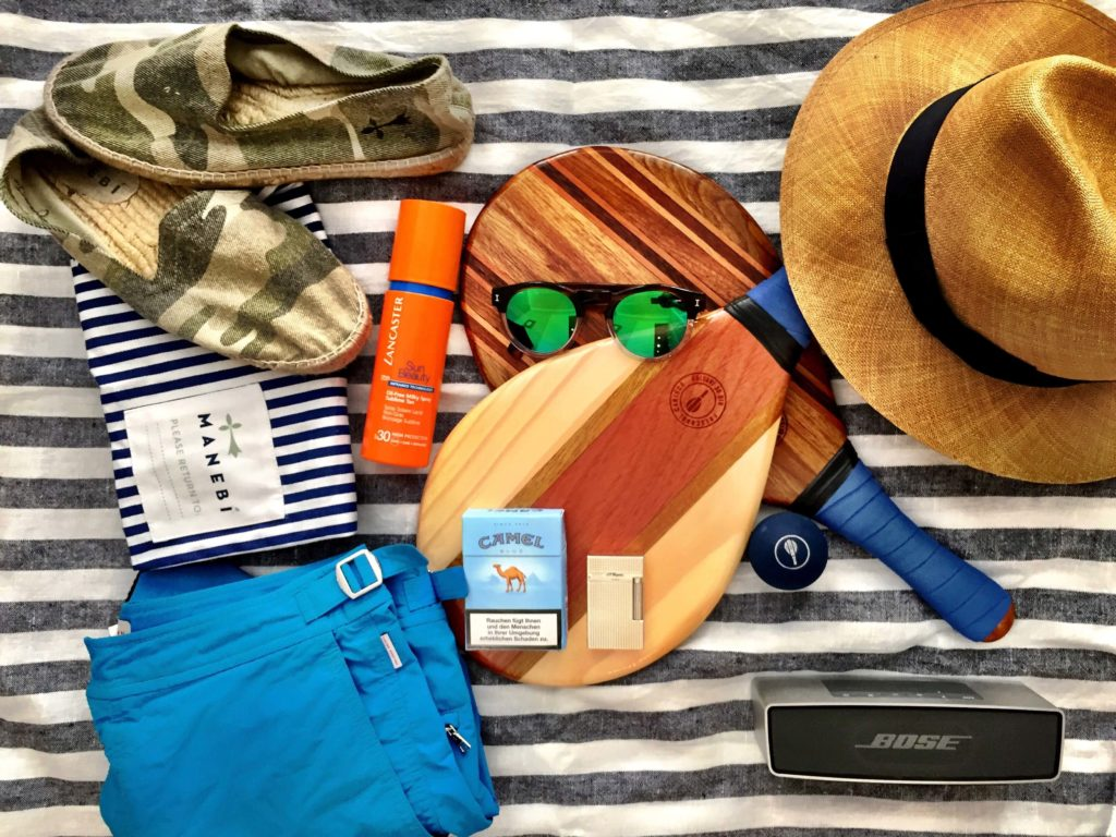 Was nimmt man zum Strandurlaub mit