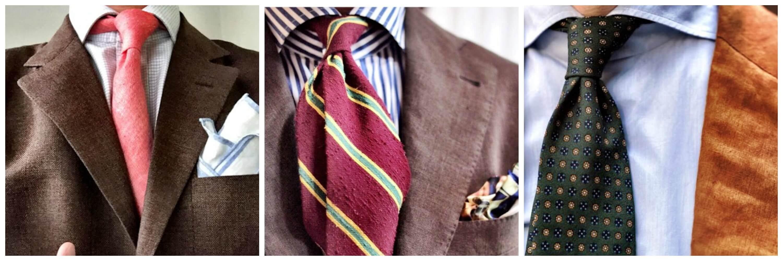 Krawatten richtig binden