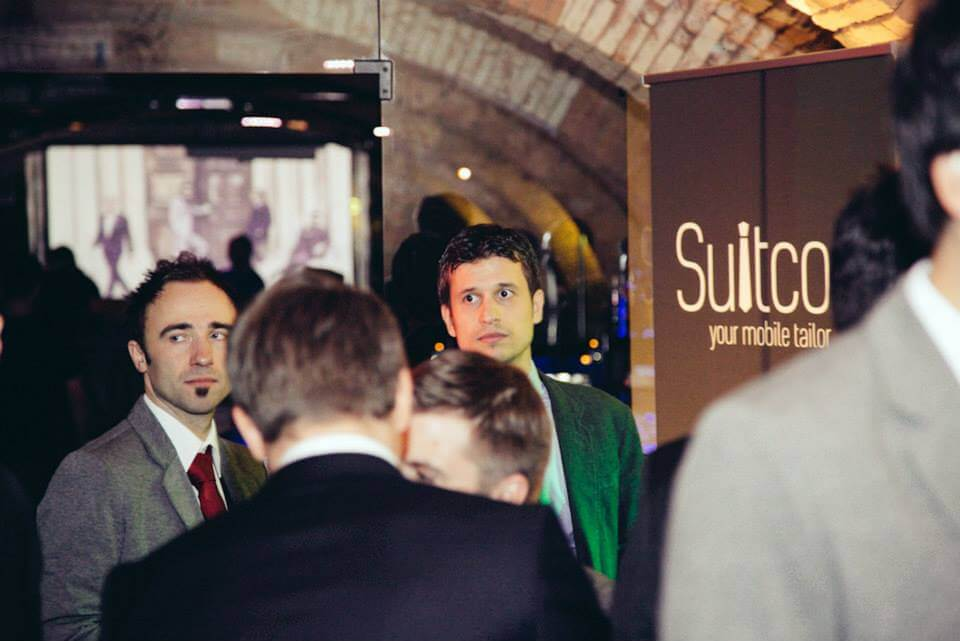 Suitcon Gentlemenparty