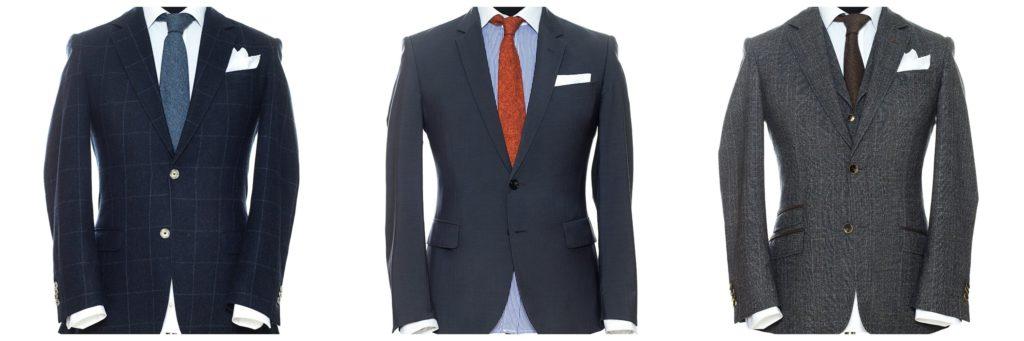 Männer im Anzug sind sexy