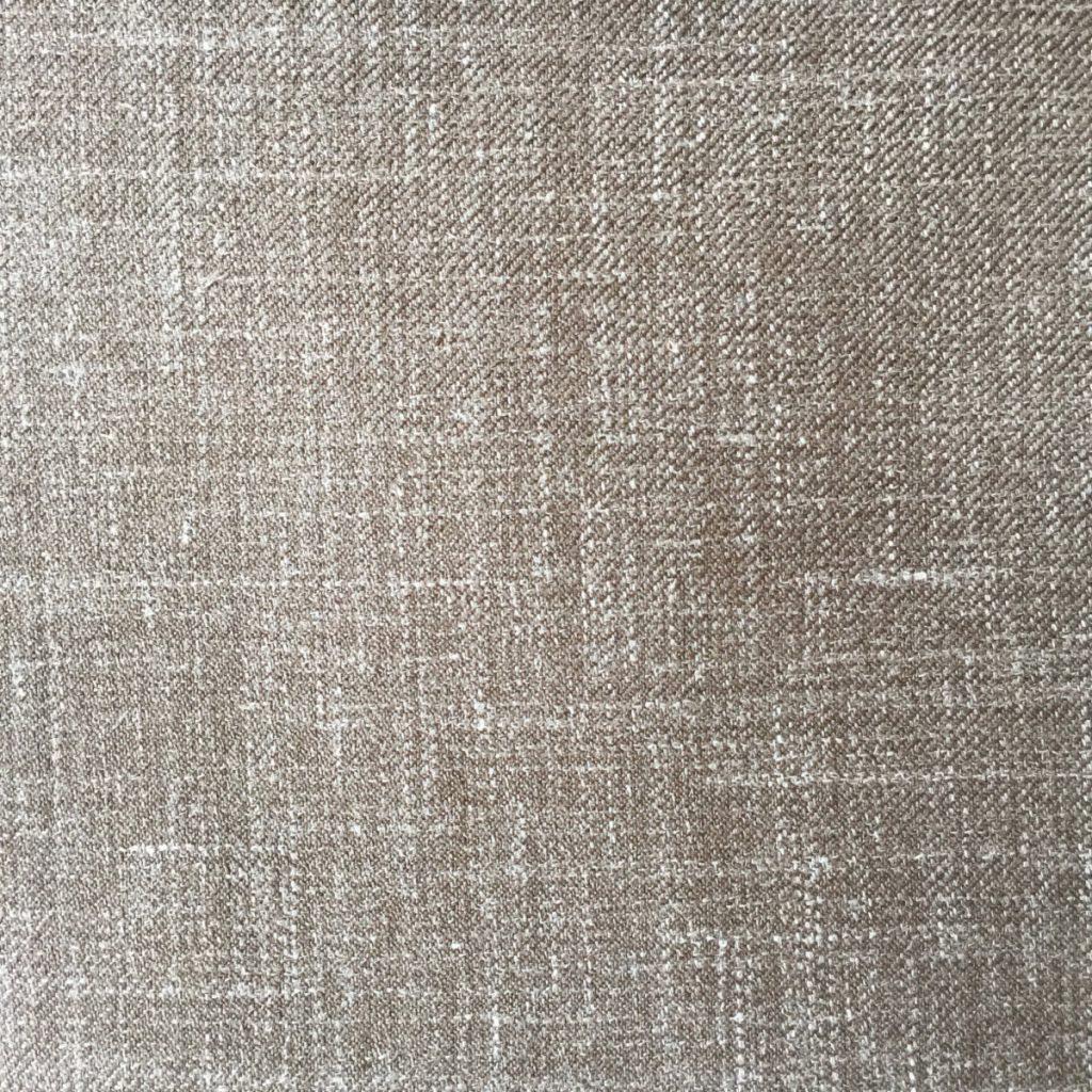 Hochwertige Wolle/Seiden/Leinen Mischung in sommerlichen Hellbraun