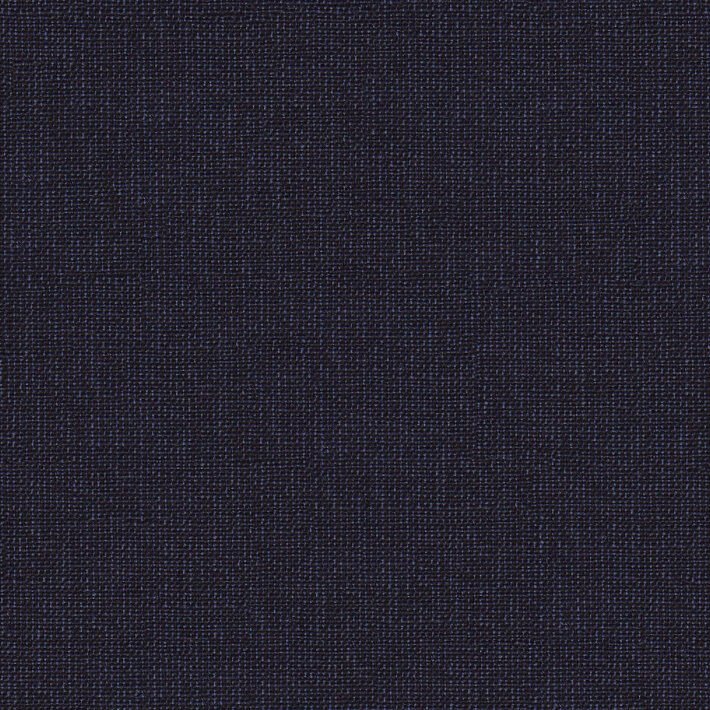 Sehr strapazierfähiger Businessanzug in Wolle mit geringer Elasthan Beimischung in interessanter blau Melange